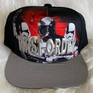 Star Wars First Order SnapBack 🆕